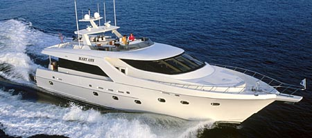 Sovereign Yachts <strong>Mary Ann</strong> (Motor Yacht)