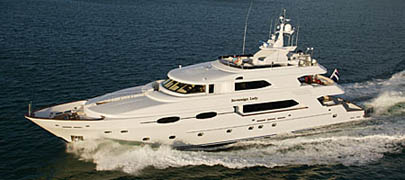 Sovereign Yachts <strong>Sovereign Lady</strong> (Motor Yacht)
