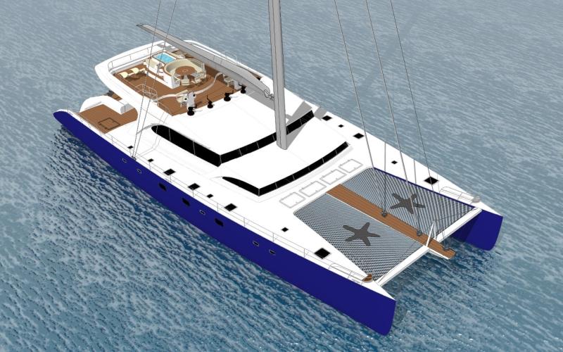 Sunreef 102 (Sailing Yacht)