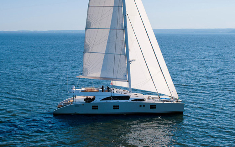 Sunreef 102 Double Deck (Sailing Yacht)
