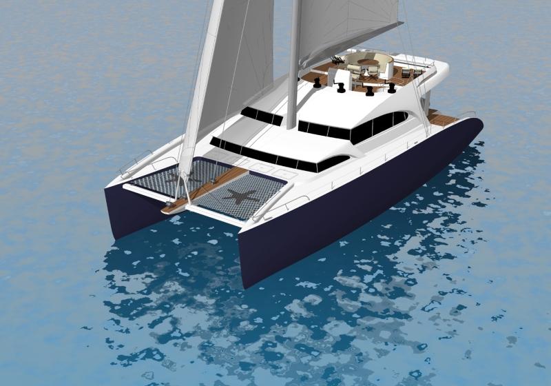 Sunreef 76 (Sailing Yacht)
