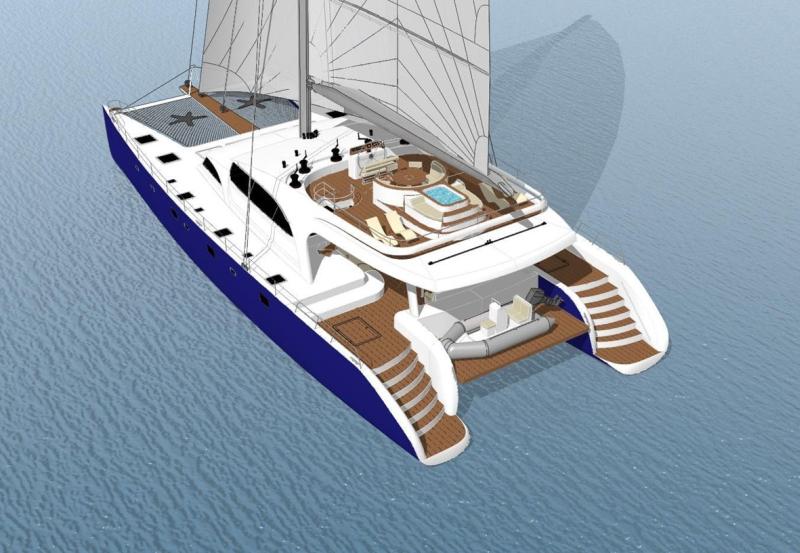 Sunreef 92 (Sailing Yacht)