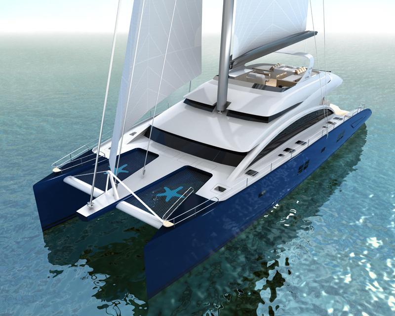 Sunreef 92 Double Deck (Sailing Yacht)