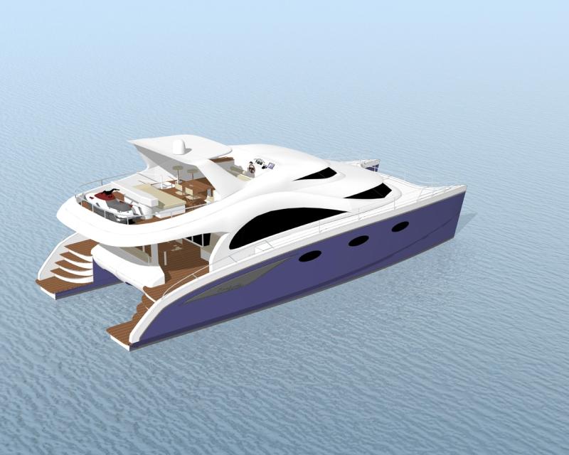 Sunreef Power 60 (Motor Yacht)