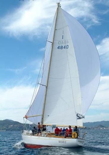 Sangermani <strong>Swala</strong> (Sailing Yacht)
