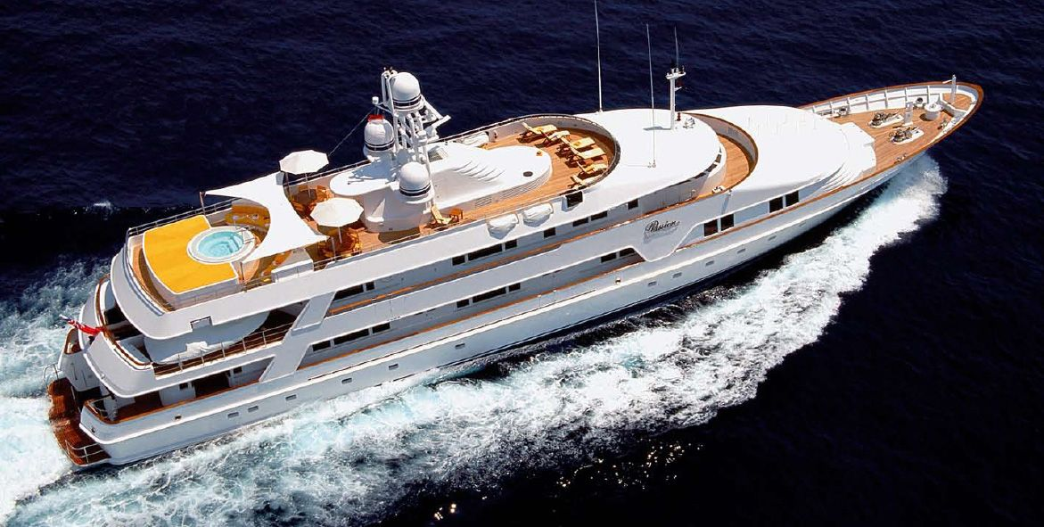 Swede Ship <strong>Passion</strong> (Motor Yacht)