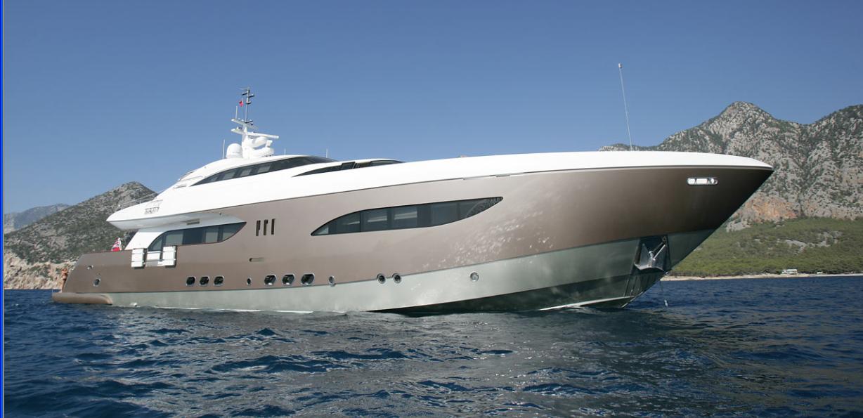Tamsen Yachts 41 M  <strong>Namasté</strong> (Motor Yacht)