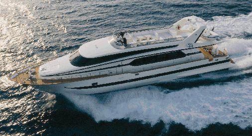 Tecnomarine T92 (Motor Yacht)