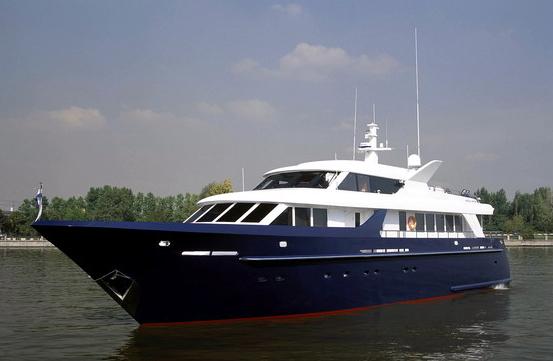 Timmerman de Groot 105 (Motor Yacht)