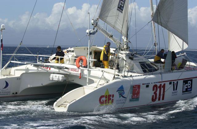 Tournier Marine Freydis 50 Racing (Voilier)