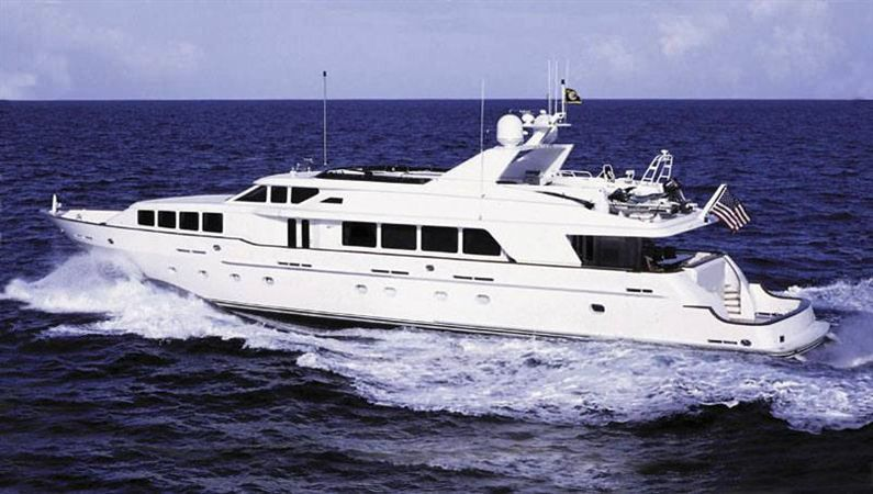 Trinity Yachts <strong>Big Easy - ex Algorithm</strong> (Motor Yacht)