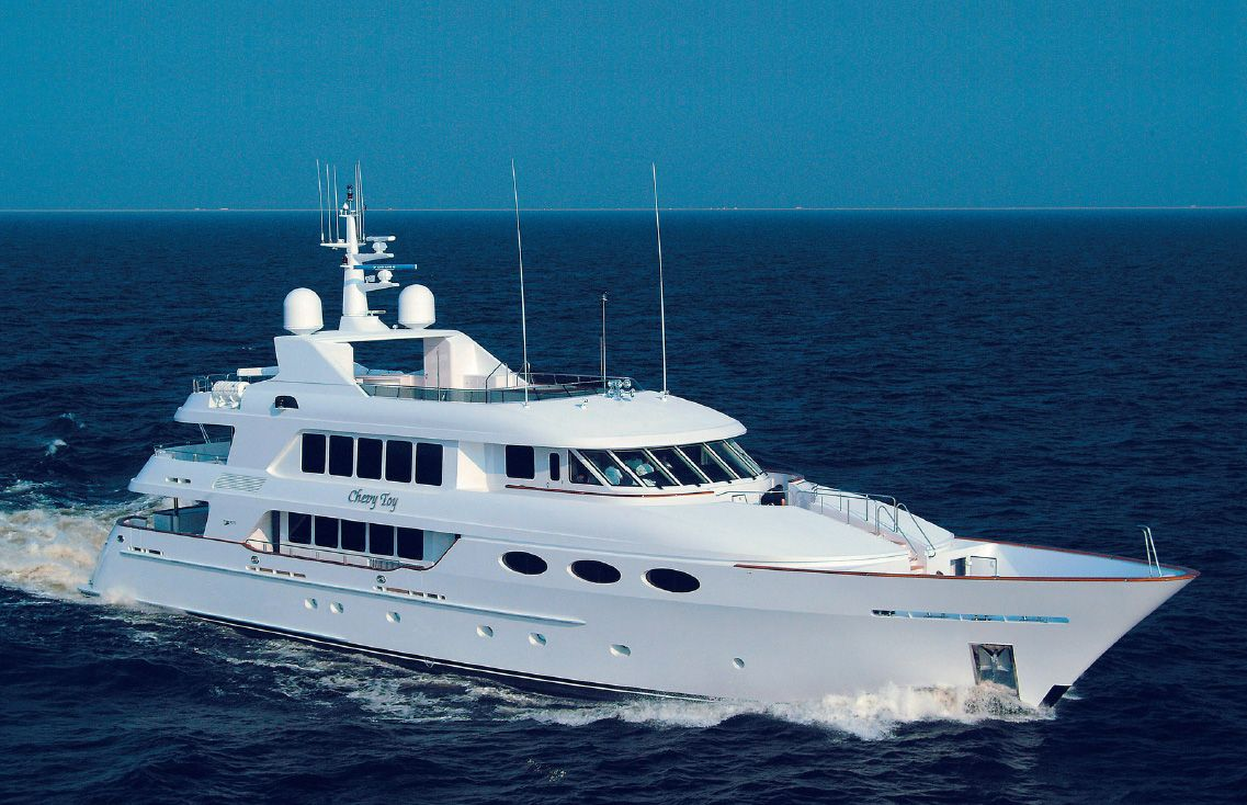 Trinity Yachts <strong>Chevy Toy</strong> (Motor Yacht)