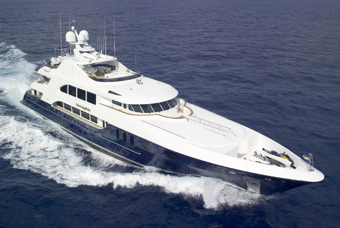 Trinity Yachts <strong>Goga - ex Mustang Sally - ex Lady Florence</strong> (Motor Yacht)