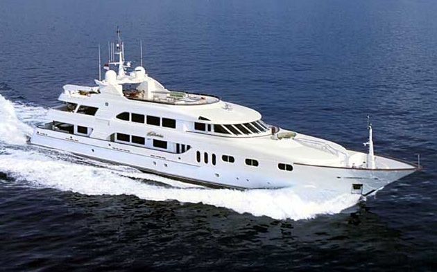 Trinity Yachts <strong>Katharine - ex Seahawk</strong> (Motor Yacht)