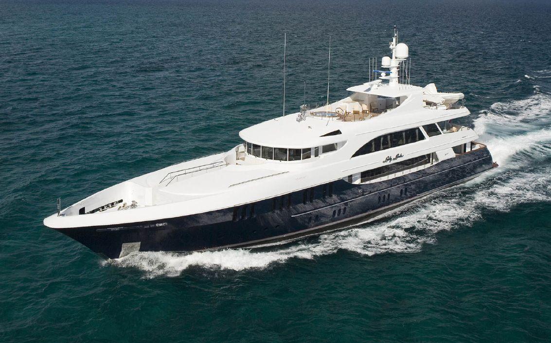Trinity Yachts <strong>Lady Linda</strong> (Motor Yacht)