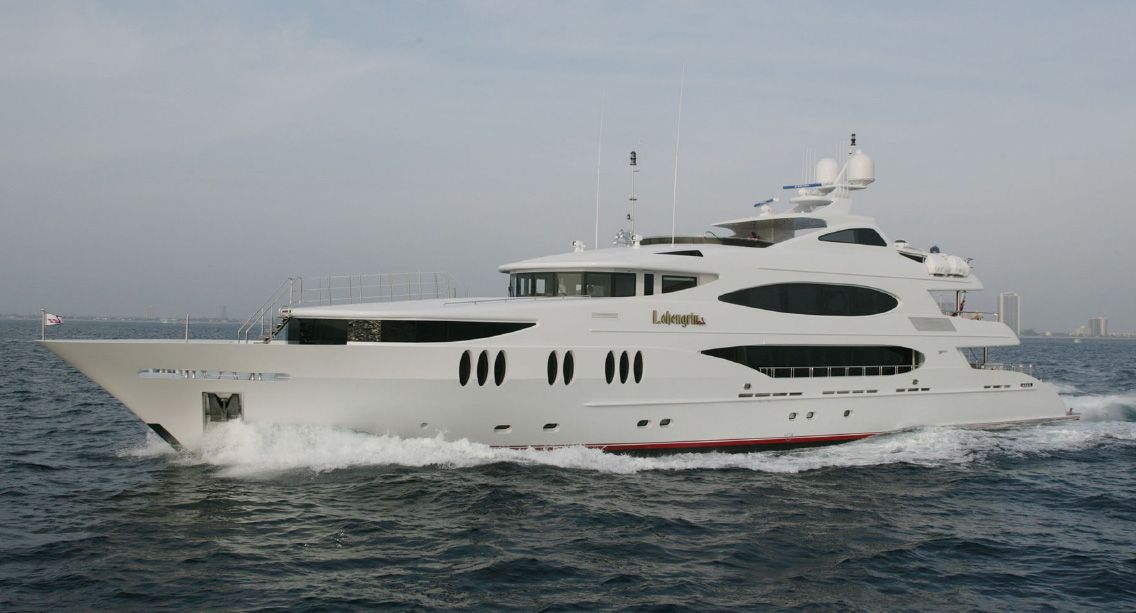Trinity Yachts <strong>Lohengrin</strong> (Motor Yacht)