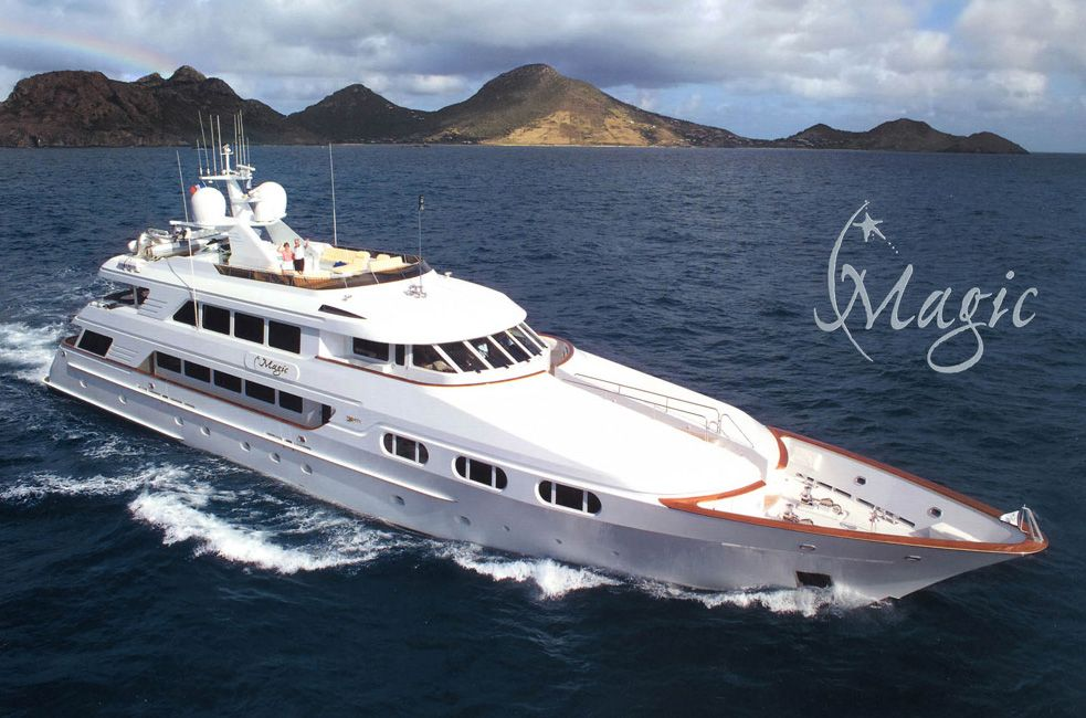 Trinity Yachts <strong>Magic - ex Noble House - ex Princess Marla - ex Victory Lane</strong> (Motor Yacht)