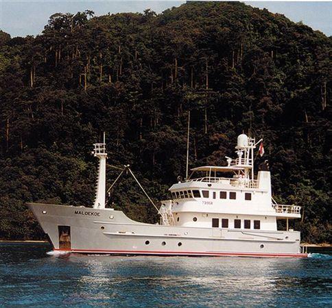 Trinity Yachts <strong>Maloekoe</strong> (Motor Yacht)