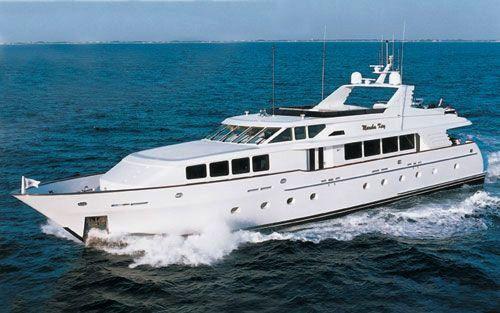 Trinity Yachts <strong>Marsha Kay</strong> (Motor Yacht)