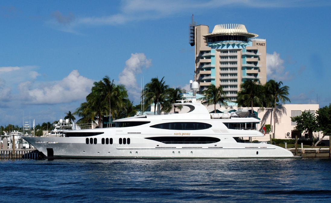 Trinity Yachts <strong>Mine Games</strong> (Motor Yacht)
