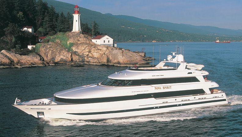 Trinity Yachts <strong>Nova Spirit</strong> (Motor Yacht)