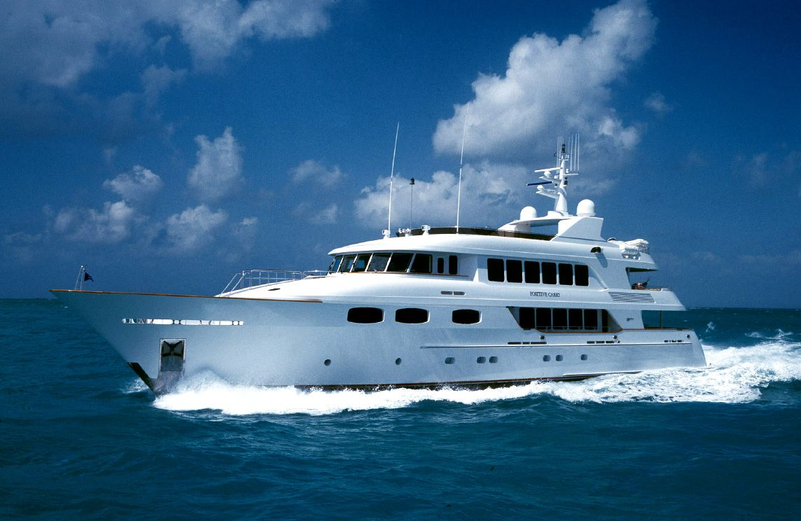 Trinity Yachts <strong>Positive Carry</strong> (Motor Yacht)