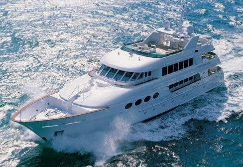 Trinity Yachts <strong>Relentless</strong> (Motor Yacht)