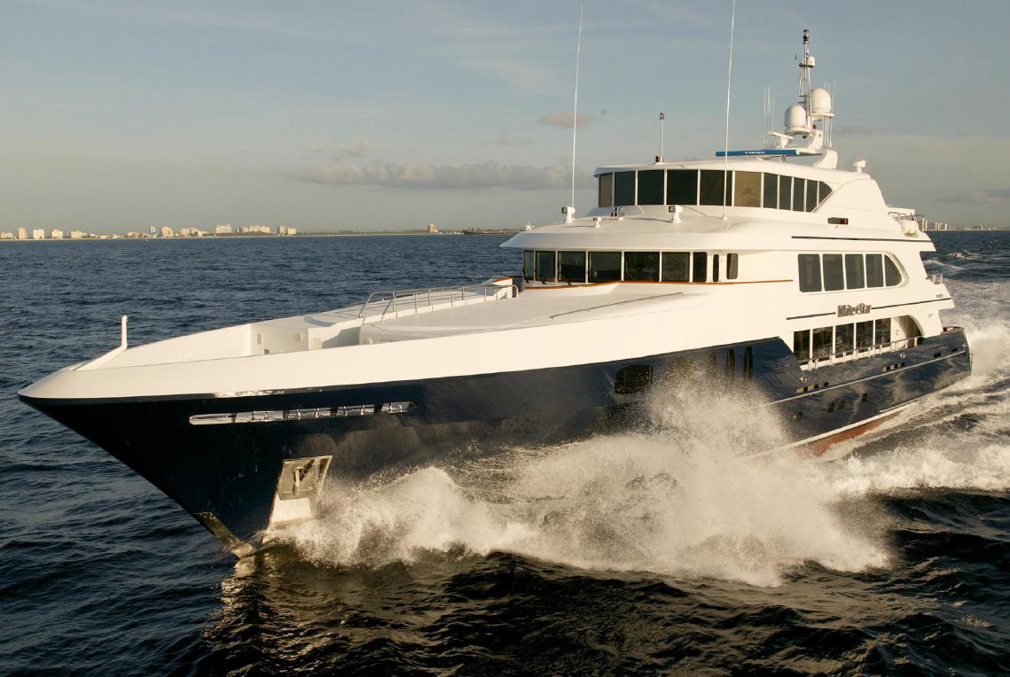 Trinity Yachts <strong>White Star</strong> (Motor Yacht)