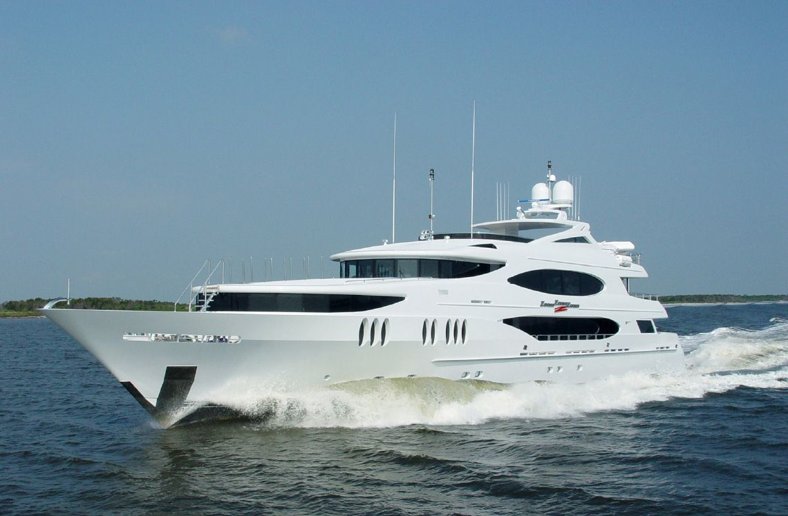 Trinity Yachts <strong>Zoom Zoom Zoom</strong> (Motor Yacht)