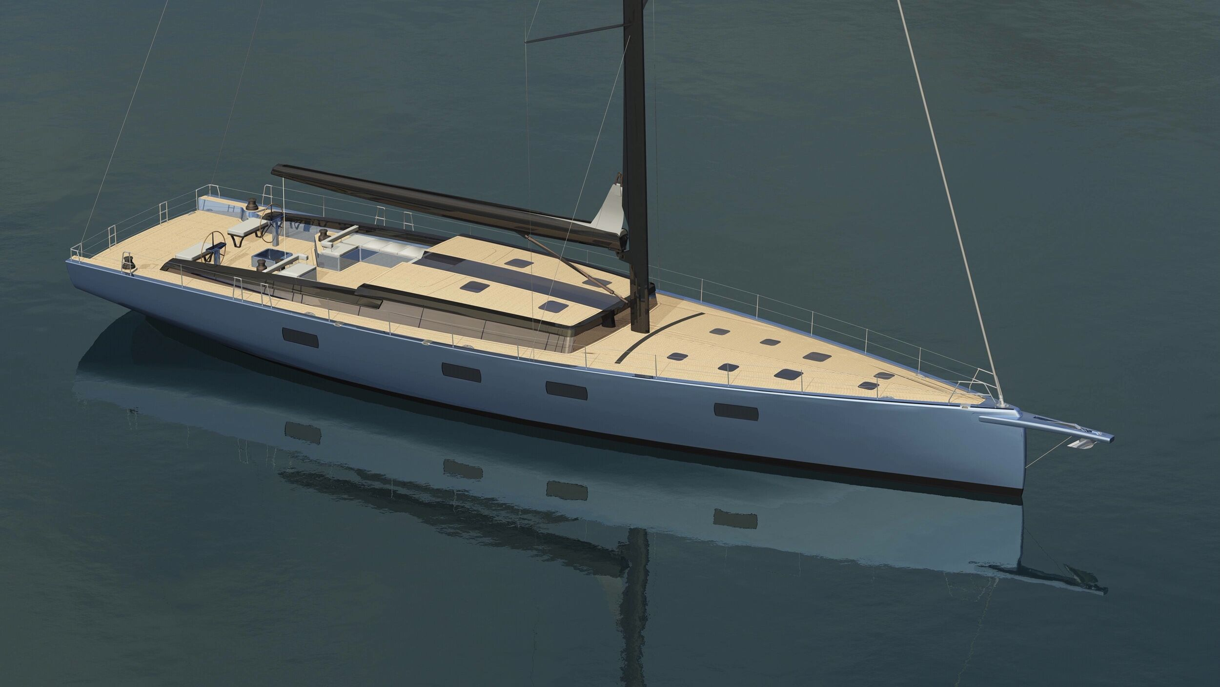 Y Yachts Tripp 90 (Voilier)