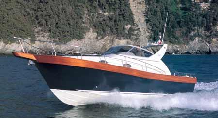 Tuccoli 30 Golden Series (Day cruiser)