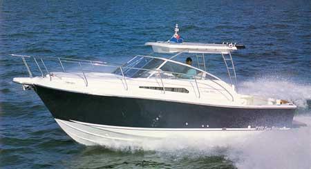Tuccoli T280 Easy Rider (Day cruiser)