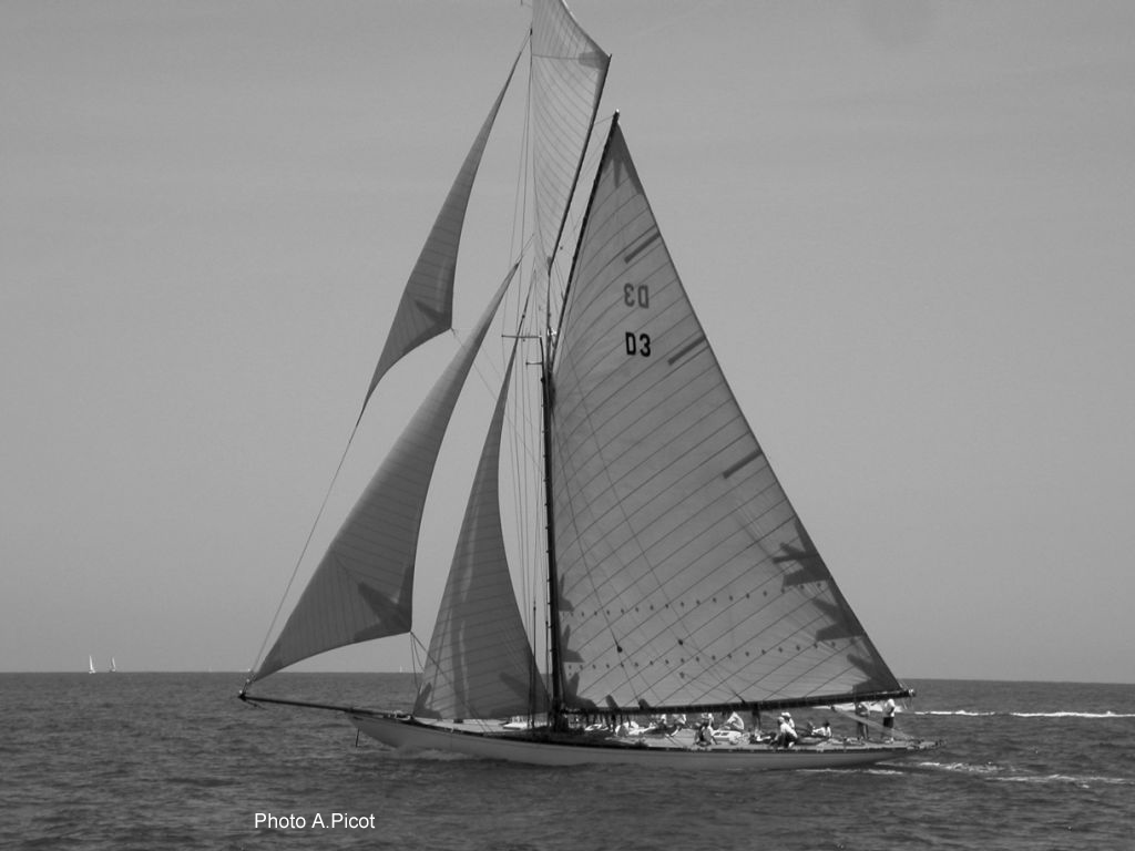 William Fife & Sons <strong>Tuiga</strong> (Sailing Yacht)