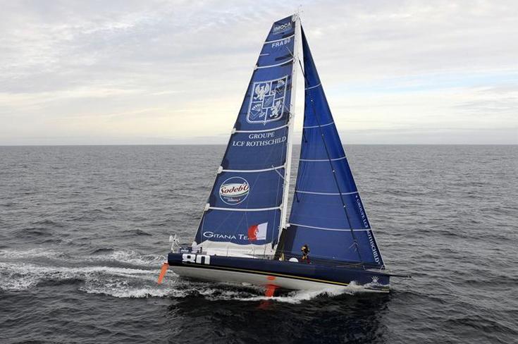 Southern Ocean Marine <strong>Gitana Eighty</strong> (Sailing Yacht)