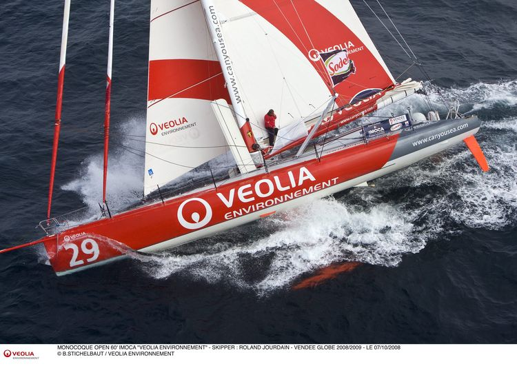 JMV Industries IMOCA 60 <strong>Veolia Environnement</strong> (Voilier)