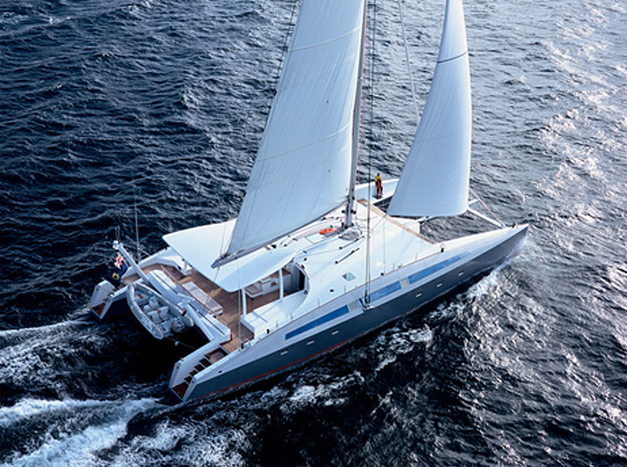 Lago 92 (Sailing Yacht)