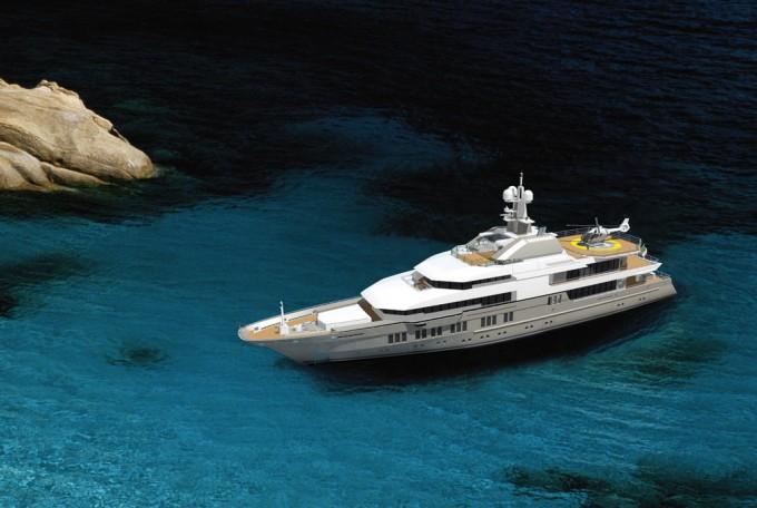VSY - Viareggio Super Yachts <strong>Stella Maris</strong> (Motor Yacht)