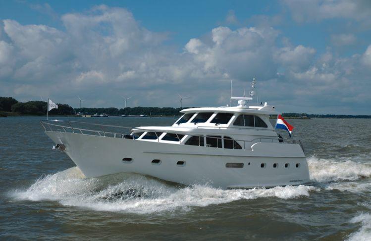 Van der Heijden Dynamic Deluxe 1500 (Motor Yacht)