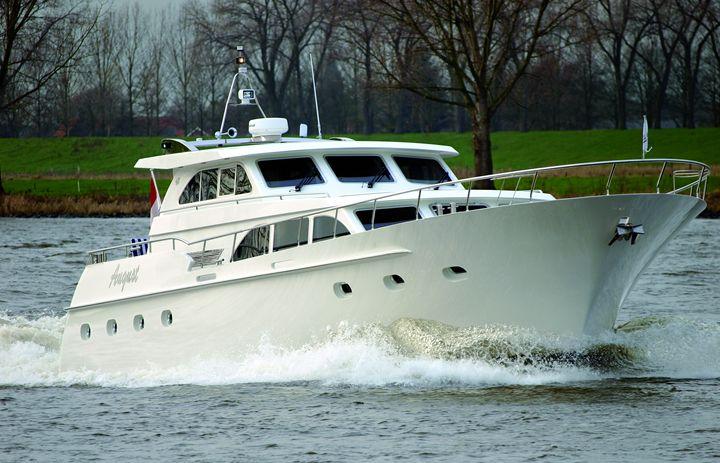 Van der Heijden Dynamic Deluxe 1700 (Motor Yacht)
