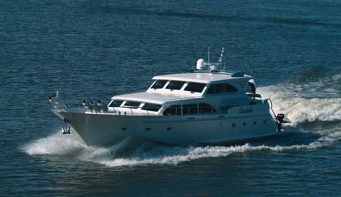 Van der Heijden Dynamic Deluxe 2100 (Motor Yacht)
