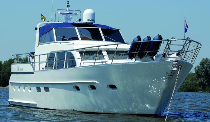 Van der Heijden Dynamic 1700 (Motor Yacht)