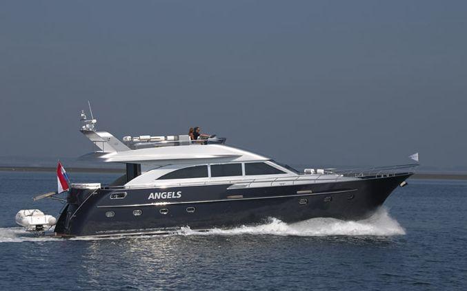 Van der Heijden Superior 2000 (Motor Yacht)