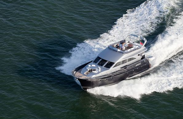 Van der Heijden Superior 2400 (Motor Yacht)