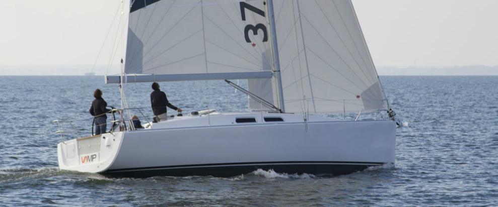 Varianta 37 (Sailing Yacht)