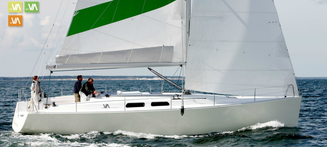 Varianta 44 (Sailing Yacht)