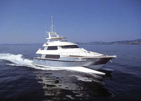 Vaudrey Miller 25 m Wavepiercer <strong>Sampitres</strong> (Motor Yacht)