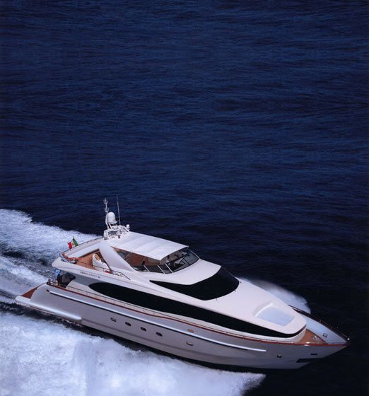 Versilcraft 87 (Fly / Motor Yacht)