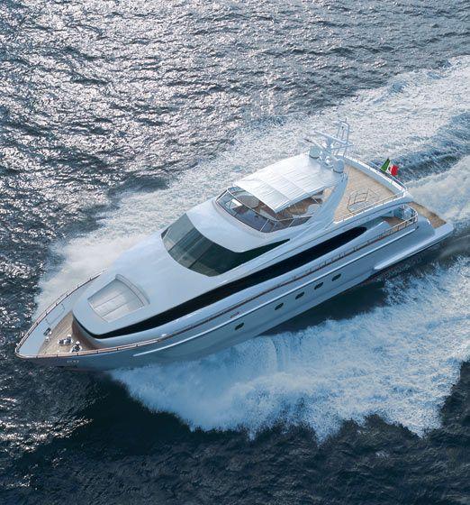 Versilcraft 95 (Fly / Motor Yacht)