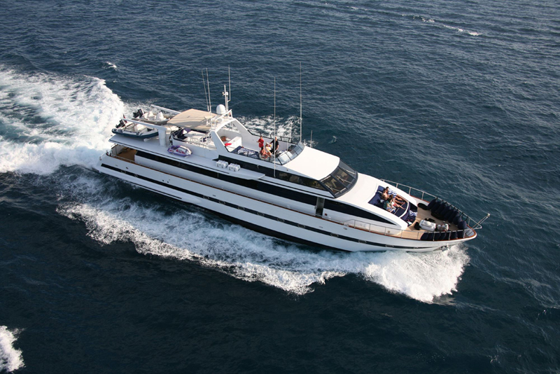 Versilcraft <strong>Queen South</strong> (Fly / Motor Yacht)