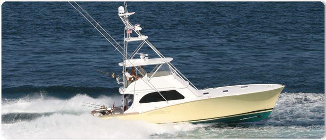 Vicem 54 Sportfish (Motor Yacht / Pêche)